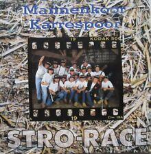 MANNENKOOR KARRESPOOR - STRO-RACE -  CD-SINGLE  -  cardboard