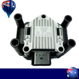 Ignition Coil Pack FOR Volkswagen Beetle Bora Caddy VW Golf GTi Polo Audi A1 A3