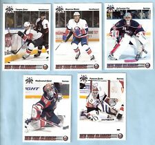 2009-10 Russian Bear Retro New York Islanders Team Set (5)