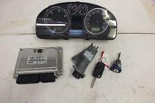 VW Passat 3BG B5 Schloßsatz Motorsteuergerät Tacho Schlüssel 1,9 TDI Zündschloss
