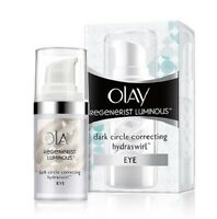 Olay Regenerist Luminous Dark Circle Correcting HydraSwirl Eye Cream, 0.5 fl oz