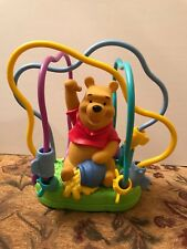 Disney 1999 Winnie the Pooh Honey Bees around Maze Baby Toy
