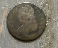 1832 US Capped Bust Silver Half Dollar