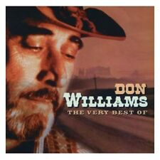 DON WILLIAMS ( NEW SEALED CD ) THE VERY BEST OF / GREATEST HITS COLLECTION