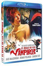 DANCE OF THE VAMPIRES (1967) **Blu Ray B** THE FEARLESS VAMPIRE KILLERS