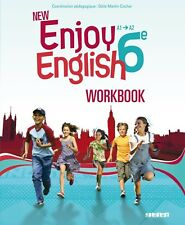 Anglais 6ème Workbook de Odile Martin-Cocher - Collection NEW ENJOY English