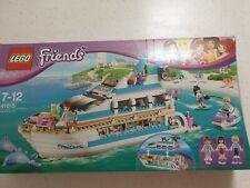 LEGO Friends Dolphin Cruiser (41015) Brand New  Retired Set