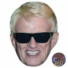 Heino Celebrity Mask, Card Face and Fancy Dress Mask
