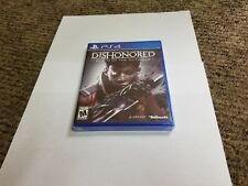 Dishonored: Death of the Outsider (Sony PlayStation 4, 2017) new ps4