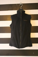 Berghaus Women's Black Fleece Polyester Vest Size 12