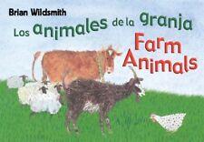 Brian Wildsmiths Farm Animals/Los animales de la