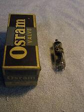 VINTAGE OSRAM u329. valvola / tube. NEW Old Stock.