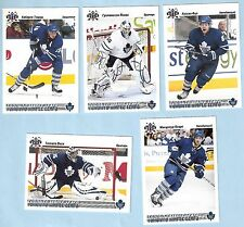 2009-10 + 10-11 Russian Bear Retro Toronto Maple Leafs 11 diff