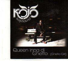 (DR121) Kojosound, Queen Inna Di Ghetto (Ghetto Girl) - 2013 CD
