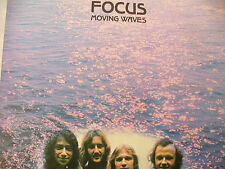 FOCUS LP MOVING WAVES blue horizon 2931 002 A1 / B1