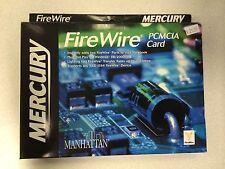 Manhattan Mercury PCMCIA Firewire card # 512411