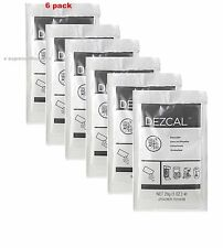 URNEX DEZCAL COFFEE MAKER & ESPRESSO DESCALER - 6 PACK