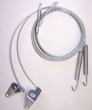 1972-1975 Pontiac Grandville Catalina Convertible Top Side Tension Cables - New!