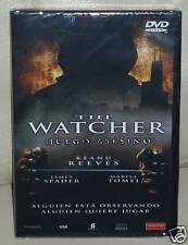 THE WATCHER - JUEGO ASESINO - NUEVA - PRECINTADA - DVD - KEANU REEVES