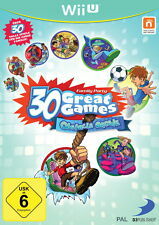 Family Party: 30 Great Games - Obstacle Arcade (Nintendo Wii U, 2012, DVD-Box)
