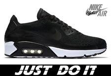 Nike Air Max 90 Ultra 2.0 Flyknit Gr.44,5 Schwarz Weiß 875943-004 NEU NP:159,90€