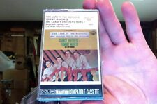Tommy Makem & the Clancy Brothers- The Lark in the Morning- new cassette- rare?