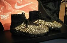 SZ 8.5 MEN NIKE AIR FOOTSCAPE MAGISTA QS LION LAB GOLD SHOES $220 834905 007