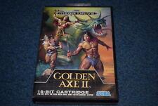 Golden Axe II Sega Mega Drive