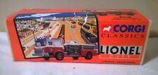 Corgi Classics 52002 LIONEL CITY FIRE CO. MACK CF PUMPER (MINT)