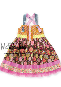 ~ MATILDA JANE~Make Believe ~Spinning With Joy Knot Dress ~ SZ 2~