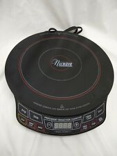 New listing Nuwave Pro Precision Induction Cooktop 1300 Watts Model 30101 Black Cook Top
