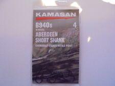 Kamasan b940s aberdeen short shank size 4