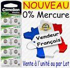 Battery/Piles bouton 0% Mercure AG10 LR54 LR1130 389 2 10 20 50 AG3 AG4 AG13 1,5