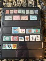 British Colonies Jersey - Guernsey - Gibraltar - Stamp Collection - Used - K27