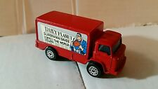 1979 CORGI JUNIORS SUPERMAN DAILY PLANET TRUCK DIECAST DC COMICS LEYLAND TERRIER
