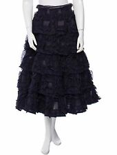 SPECTACULAR, SUPER RARE, $3085, NWT BLUE COMME DES GARCONS TULLE SKIRT