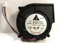 Delta BCB1012UH Fan 97*87*25mm DC12V 3.84A 4Pin