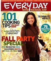 2007 (Oct.) Everyday with Rachael Ray Magazine