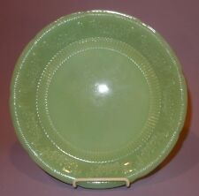 Vintage Anchor Hocking Fire-King Jade-ite Jadite Jadeite Alice Dinner Plate