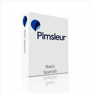Pimsleur Spanish Basic Course - Level 1 Lessons 1-10 CD Learn t... 9780743550703