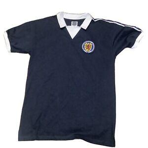 Scotland 1972/1974 Retro Classic Football Shirt Score Draw 70's Vintage Size  L