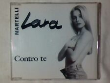 LARA MARTELLI Contro te cd singolo PR0M0 COME NUOVO LIKE NEW!!!