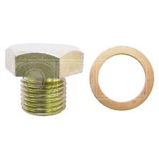 Wot-Nots Sump Plug & Washer - Rover Metro 214 & 216 - 13mm Pack of 2 (PWN582)