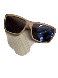 Sonnenbrille Holzoptik Alpina