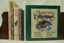 lot 8 books Christmas*Devotional*Keeping God in the small Stuff Prayer of Jabez