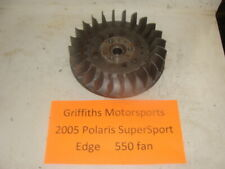 2005 04 06 POLARIS 550 Fan Supersport edge 121 RMK flywheel magneto fan rotor