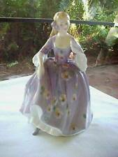 New ListingRoyal Doulton Figure Nicola Hn-2839 with Bird in Hand