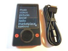 Microsoft Zune CustOm Red/Black 128Gb. Ssd Drive.New Battery.