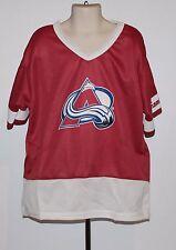 NHL Colorado Avalanche Franklin Kids Medium Jersey