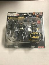Takara Microman DC Comics BATMAN & BATGIRL Action Figure Set MA-SP01 NEW